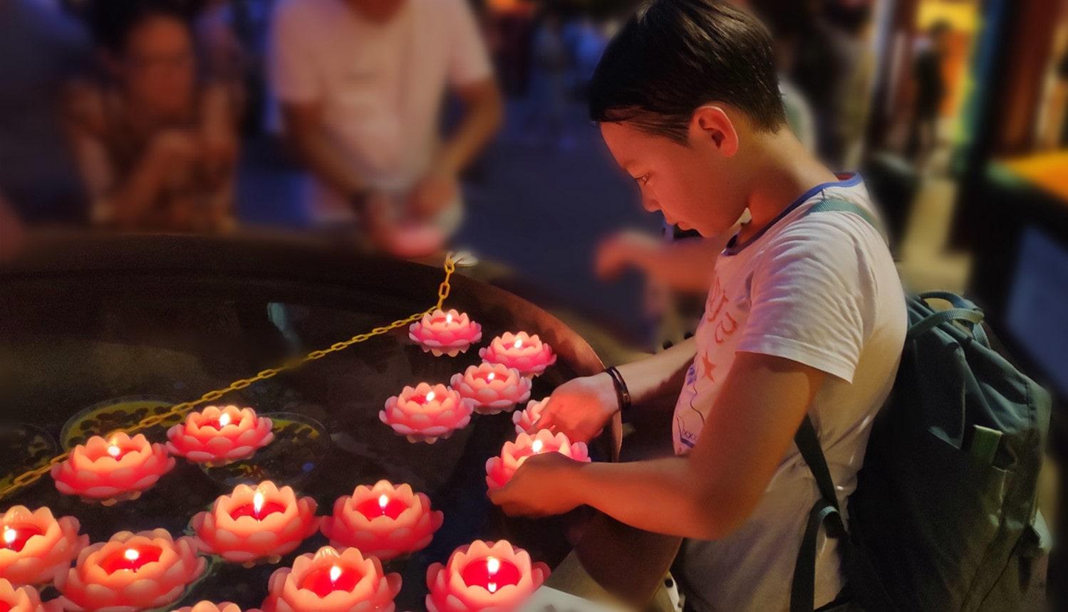 北京中文夏令营
