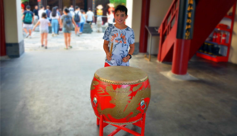 国际青少年中文夏令营