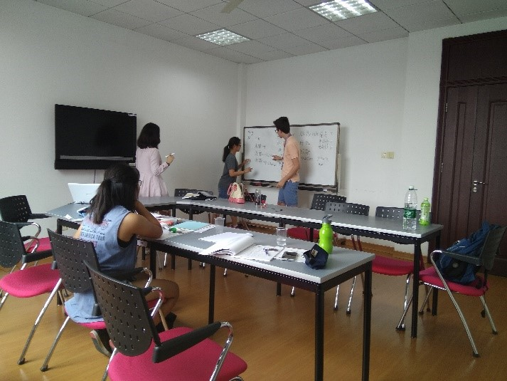 Small size class - Chinese summer camp 2020