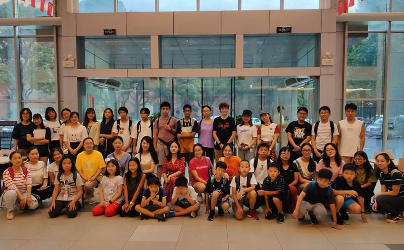 summer camp chinese