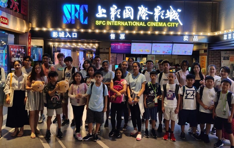 chinese summer camp in shanghai