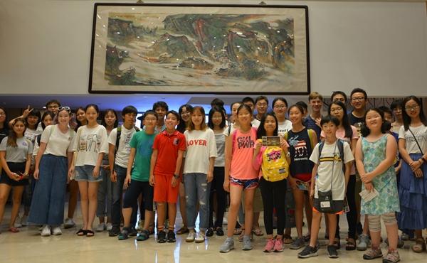summer chinese camp china